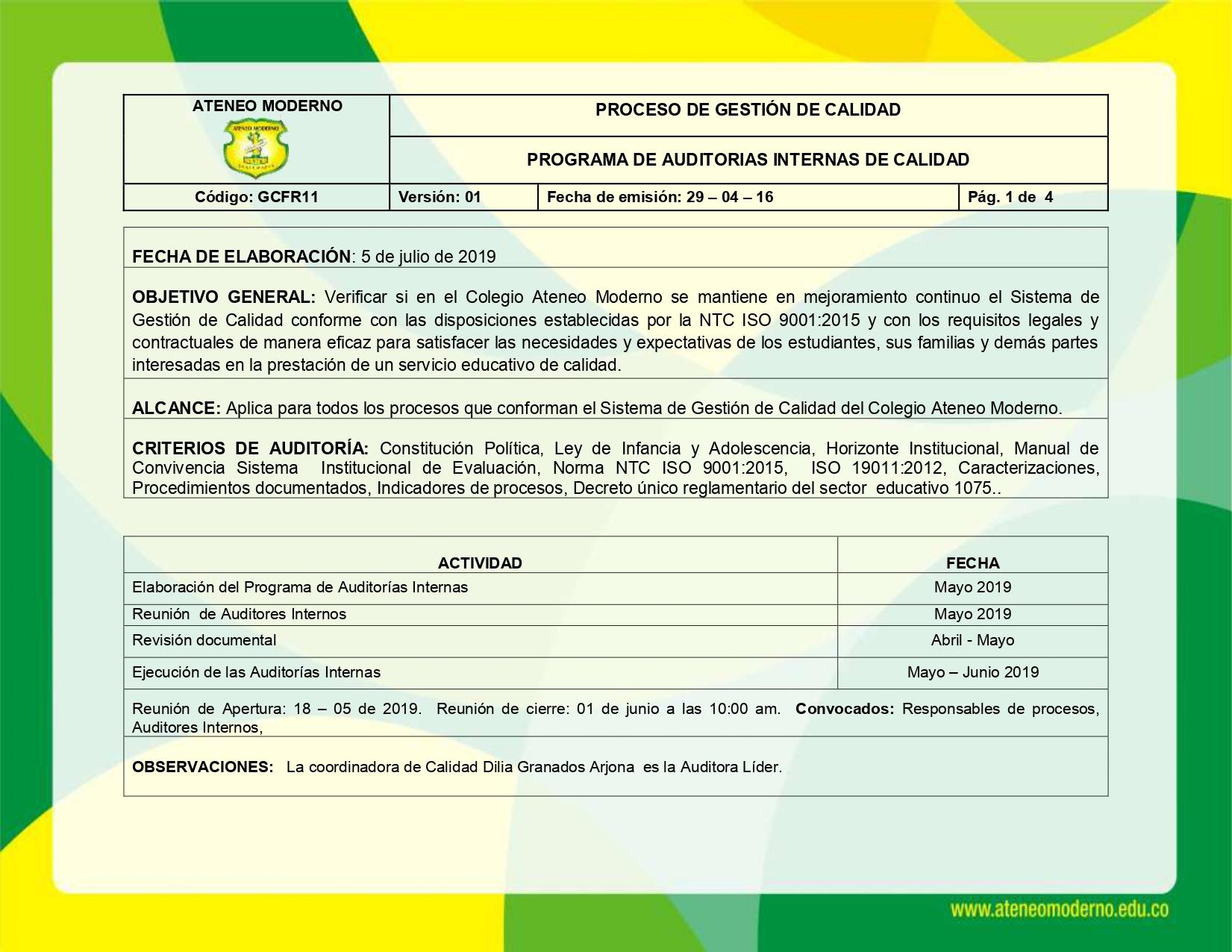 PROGRAMA AUDITORIA INTERNA 2019_page-0001